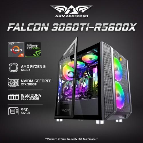   Supreme AMD Rig  2.0   R5 3600/ i5 11400/ R5 5600x  + 3060Ti