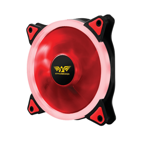 SCARLET SABER 120MM LED FAN