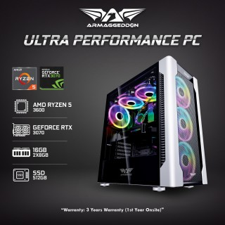 | Ultra Performance PC | Ryzen 5 3600 + 3070