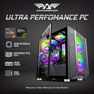 | Ultra Performance PC | Ryzen 5 3600 + 3070