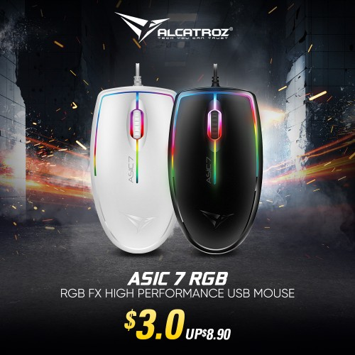 Asic 7 RGB FX