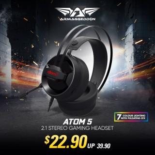 ATOM 5 | Online Promo