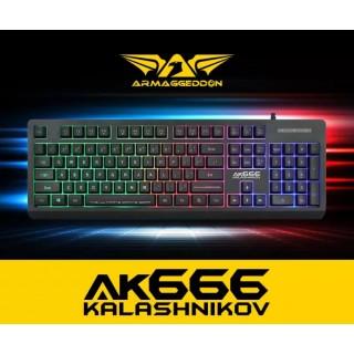 Armaggeddon AK-666