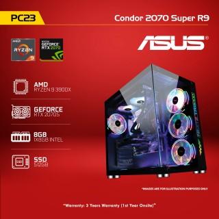PC 23 Condor 2070 Super R9