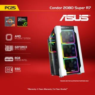 PC25 Condor 2080 Super R7
