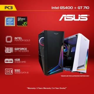 PC3 Intel G5400 + GT 710 (NEW GENERATION DDR5)