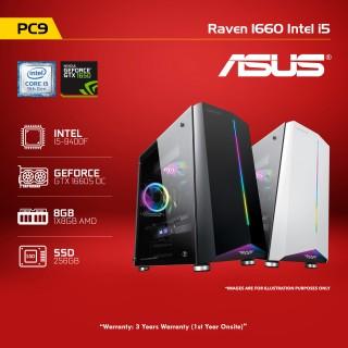 PC 9 Raven 1650 Intel i5