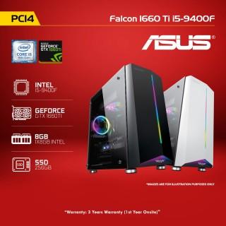 PC 14 Falcon 1660 Ti i5-9400F
