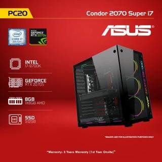 PC 20 Condor 2070 Super i7