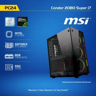 PC24 Condor 2080 Super i7