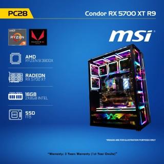 PC 28 Condor RX 5700 XT R9