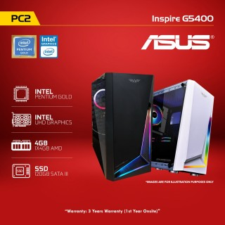 PC2 Inspire G5400 [SPECIAL BUNDLE AVAILABLE]