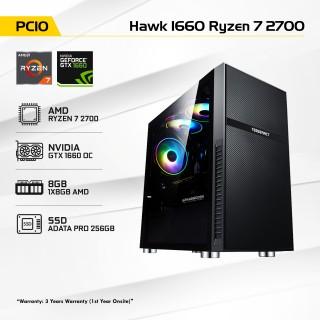 Hawk 1660 Ryzen 7 2700