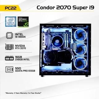 Condor 2070 Super i9