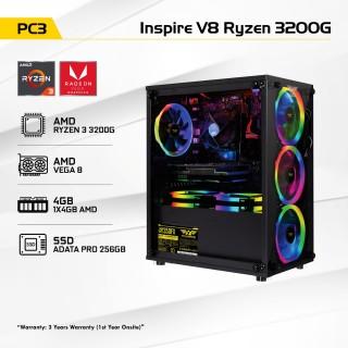 Inspire V8 Ryzen 3200G