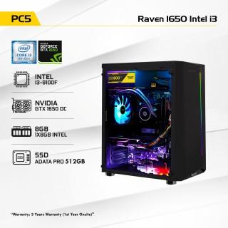 Raven 1650 Intel i3
