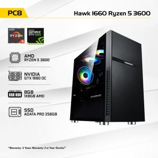 Hawk 1660 Ryzen 5 3600