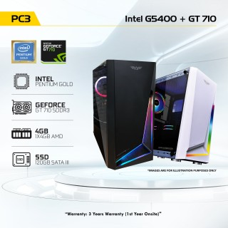PC5 Inspire V8 Ryzen 3200G