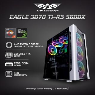 EAGLE AMD R5 5600X - 3070Ti