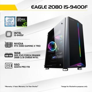 Eagle 2080 i5-9400F (Custom)
