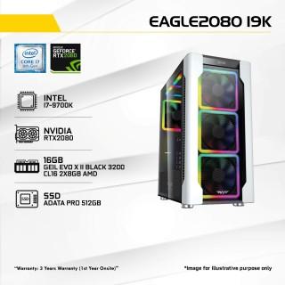 Eagle2080 i9k