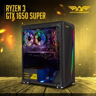 Online Exclusive  PC1 Ryzen 3 3200G + GTX 1650 Super