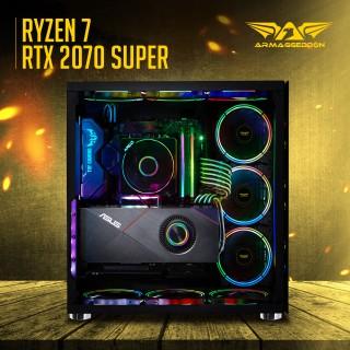 Online Exclusive PC3 Ryzen 7 3700X + RTX 2070 Super