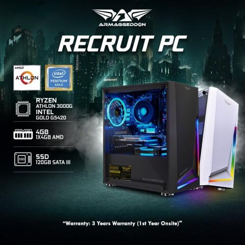 Recruit PC Standalone | Online Promo