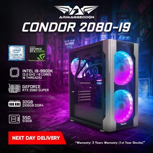 CONDOR 2080S-I9