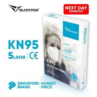 KN95 Face Mask 5/box