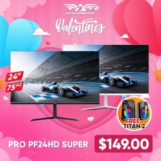 Pro PF24HD Super + FREE TITAN 2 Speaker   Valentine's Day Deals