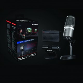 Avermedia Live Streaming Kit