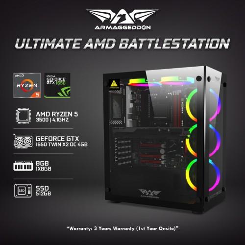 | Ultimate AMD Battlestation | 3500 + 1650