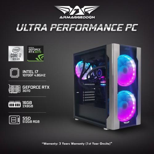 | Ultra Performance PC | i7 10700F + 3070