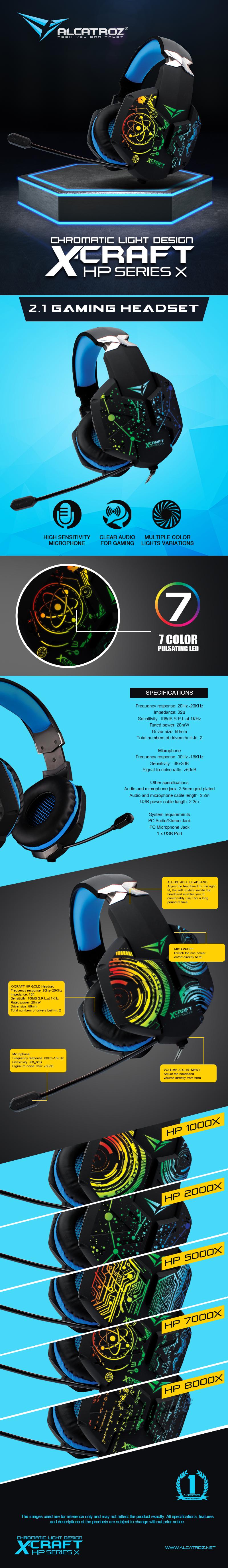 eDM-X-Craft-HP-Series-X